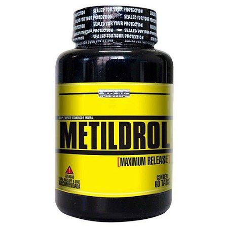 Metildrol (60caps)  - Red Series