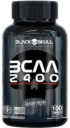 BCAA BLACK SKULL 100CAPS