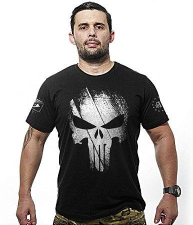 Camiseta Militar Justiceiro Punisher
