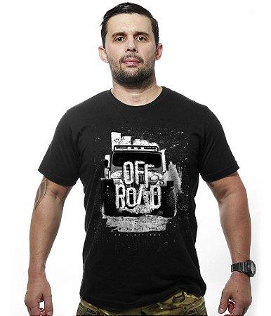 Camiseta Off Road Sem Limites