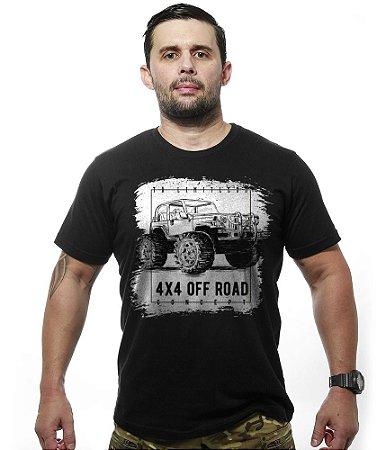 Camiseta Off Road 4x4 Limitless