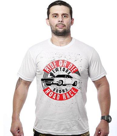 Camiseta Old Car Ride Or Die Bronx