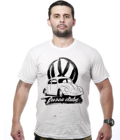 Camiseta Old Car Fusca