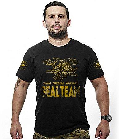 Camiseta Navy Seal Team Especial Warfare