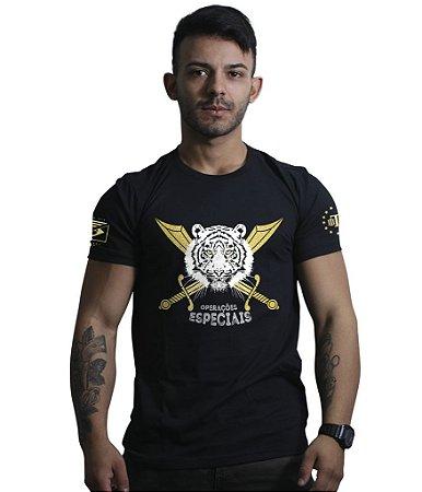 Camiseta Operações na Selva