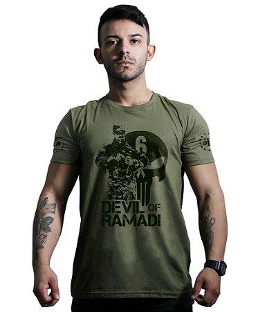 Camiseta Devil Of Ramadi