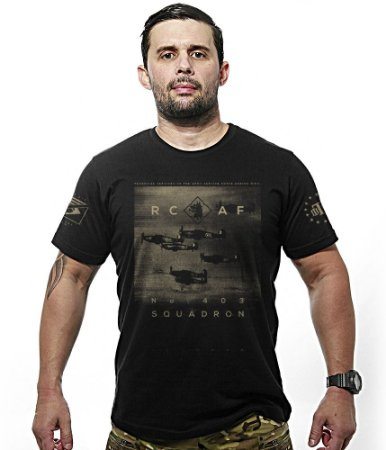 Camiseta RCAF No. 403 Squadron