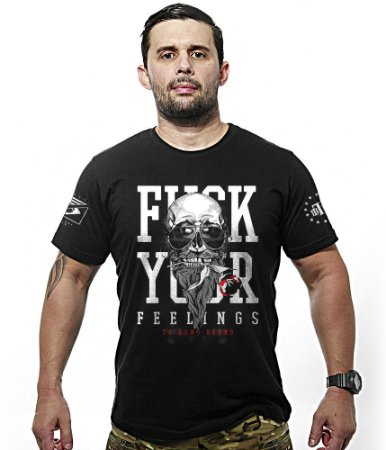 Camiseta Fuck Your Feelings