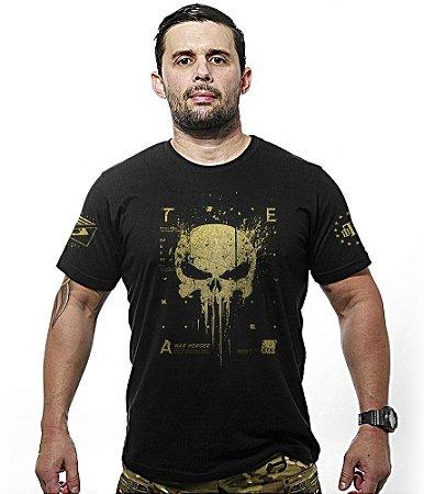 Camiseta New Punisher Gold Line