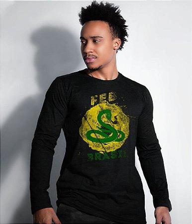 Camiseta Manga Longa FEB