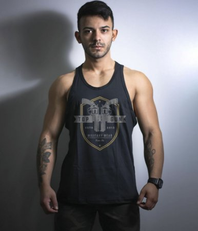 Camiseta Regata Top Gun