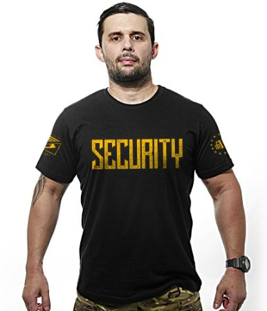 Camiseta Security