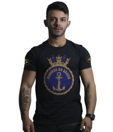 Camiseta Marinha Brasileira