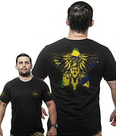 Camiseta Militar Wide Back FAB