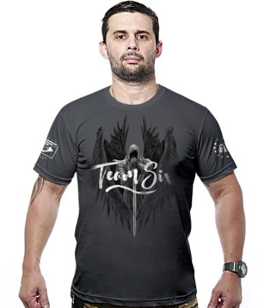 Camiseta Militar Concept Line Arcanjo Hurricane