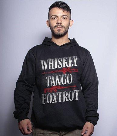 Casaco Militar Com Capuz Instrutor Fritz Whiskey Tango Foxtrot