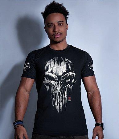 Camiseta GuFz6 Punisher Skull