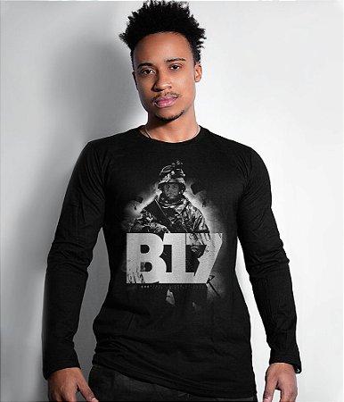 Camiseta Manga Longa B17