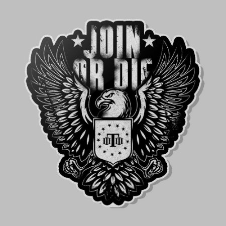 Adesivo Exclusivo American Eagle