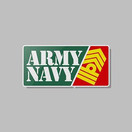 Adesivo Exclusivo Army Navy