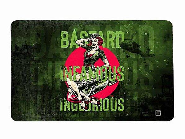 Tapete Militar Bastard Infamous Inglorious