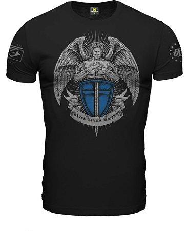 Camiseta Militar Police Live Matters Team Six