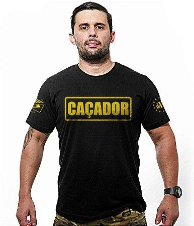 Camiseta Militar CAC Caçador Team Six