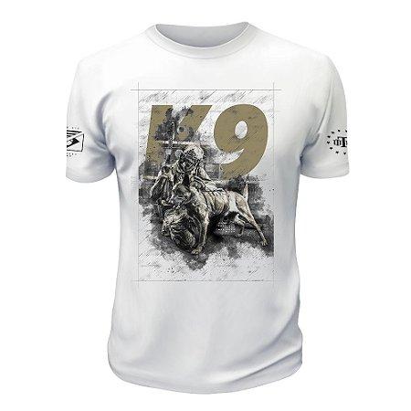 Camiseta Tactical Fritz K9 Concept Team Six