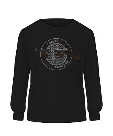 Casaco Básico Tactical Fritz Tommy Gun John T. Thompson