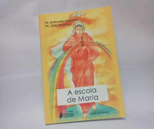 Livro A Escola De Maria