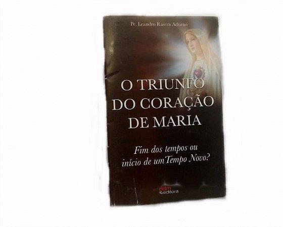 Livro O Triunfo Do Coração De Maria