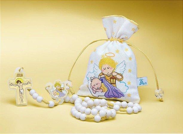 Terço Infantil  Anjo Da Guarda