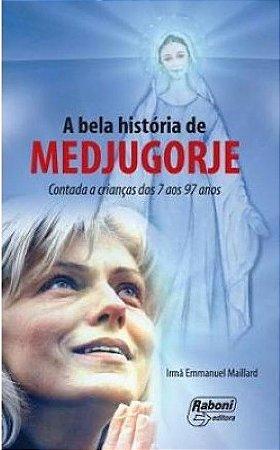 Livro A Bela História De Medjugorje