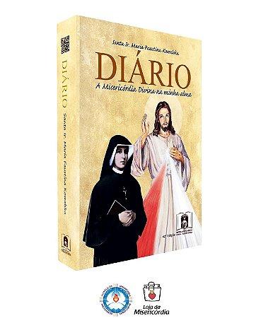 Livro Diário de Santa Faustina - A Misericórdia Divina na Minha Alma