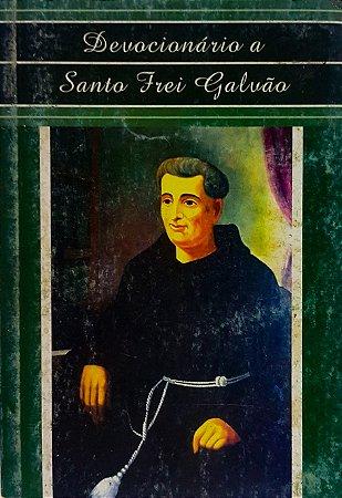 LIVRO DEVOCIONÁRIO A SANTO FREI GALVÃO
