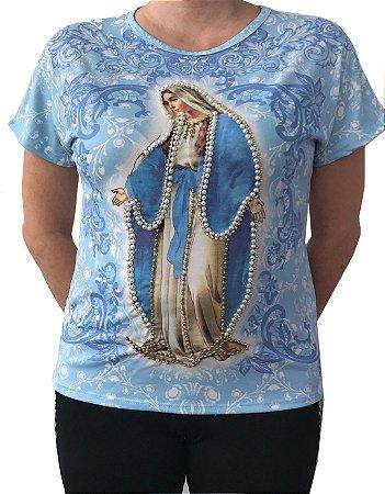 Blusa Feminina - Nossa Senhora das Graças