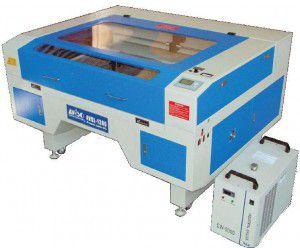 Laser GS 60W a 150W Velocidade e alta precisão.