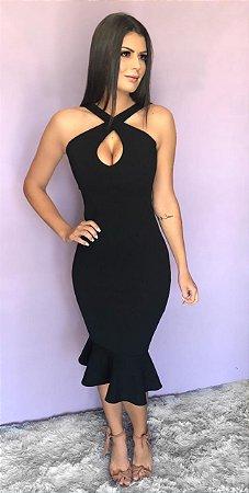 Vestido Midi Isadora