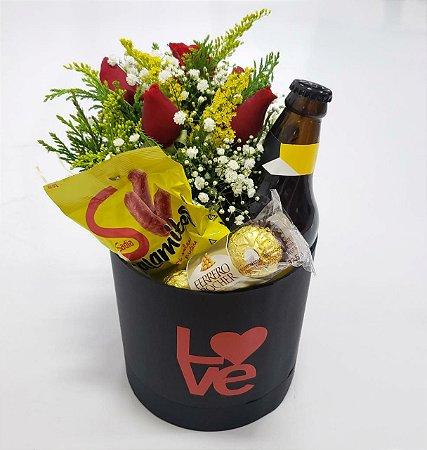 Kit Cerveja Love
