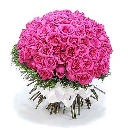 Buquê de Rosas Gigante