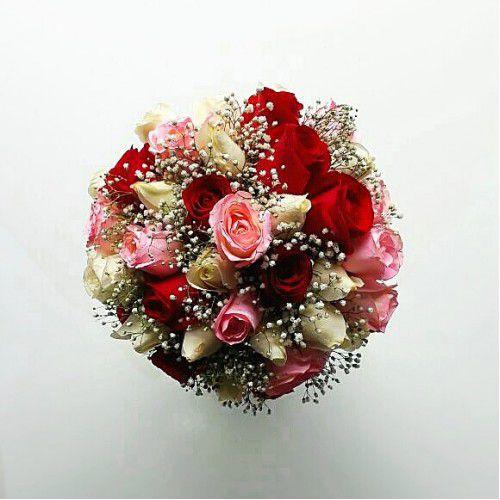 Bouquet Unique Rosa