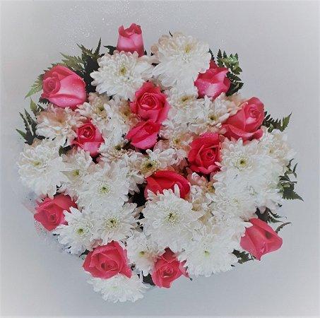 Flores do Campo e Rosas