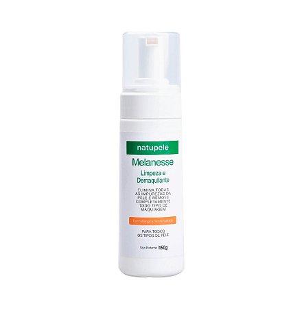 Sabonete Facial Limpeza e Demaquilante Melanesse Natupele 150g