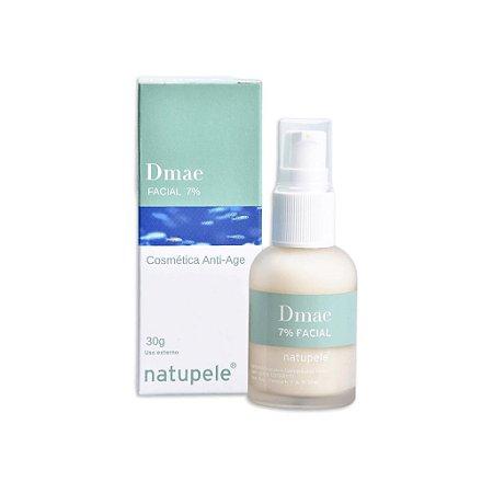 Creme anti-rugas Dmae Facial Natupele - Rejuvenescedor Facial - 30g