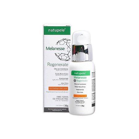 Tratamento Facial Sérum Regenerate Melanesse Natupele 30g