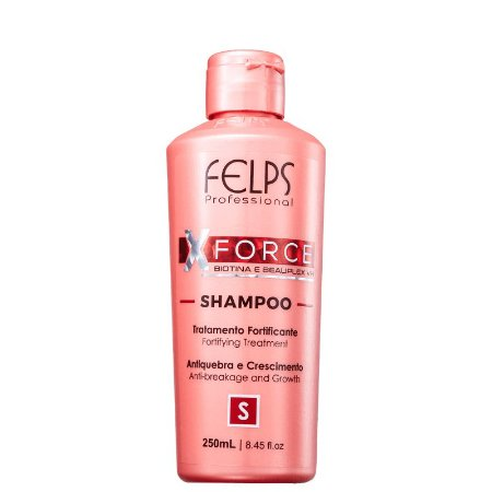 Shampoo  XForce Felps Profissional 250ml