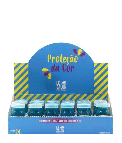 Ampola de Tratamento Proteção da Cor 12ml Le Salon Caixa C/24UN