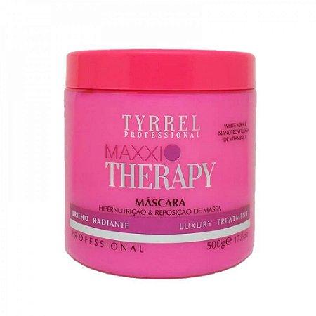 Máscara Hipernutrição e Reposição de Massa Maxxi Therapy Tyrrel Professional 500g