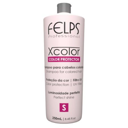 Shampoo Xcolor Protector Felps Profissional 250ml