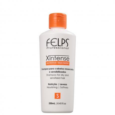 Shampoo XIntense Nutritive Treatment Felps Profissional 250ml